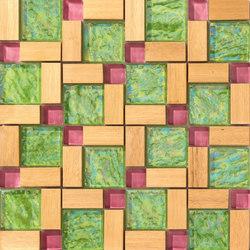 Dialoghi Misura op.7 | Glass mosaics | Mosaico+