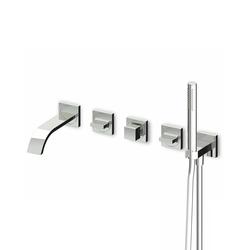 Aguablu ZA5745 | Grifería para bañeras | Zucchetti