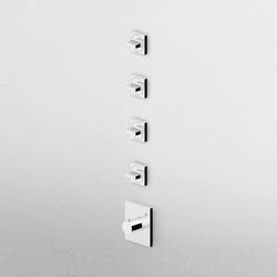 Aguablu ZA5097 | Shower taps / mixers | Zucchetti