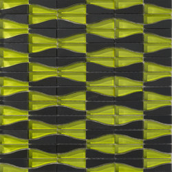 Dialoghi Agile  op.3 | Glass mosaics | Mosaico+