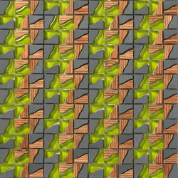 Dialoghi Agile  op.5 | Glass mosaics | Mosaico+