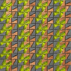 Dialoghi Agile  op.5 | Mosaicos de vidrio | Mosaico+