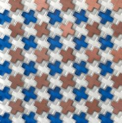 Dialoghi Positivo op.1 | Mosaïques verre | Mosaico+