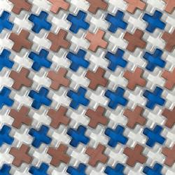 Dialoghi Positivo op.1 | Mosaicos de vidrio | Mosaico+