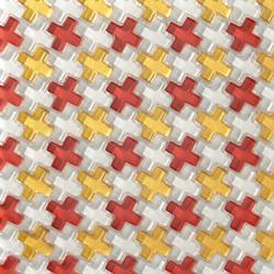 Dialoghi Positivo op.2 | Mosaïques en verre | Mosaico+