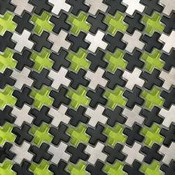 Dialoghi Positivo op.3 | Glass mosaics | Mosaico+