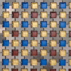 Dialoghi Positivo op.4 | Glass mosaics | Mosaico+