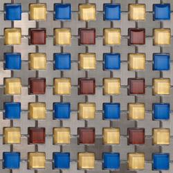 Dialoghi Positivo op.4 | Mosaicos de vidrio | Mosaico+
