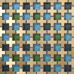 Dialoghi Positivo op.5 | Glass mosaics | Mosaico+
