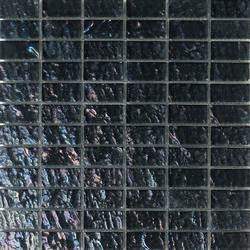 Onde 23x48 Antracite R | Mosaïques verre | Mosaico+