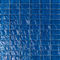 Onde 23x48 Blu R | Mosaïques verre | Mosaico+