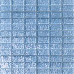 Onde 23x48 Azzurro R | Mosaics | Mosaico+