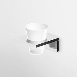 Aguablu ZAC413 | Portacepillos / portavasos | Zucchetti