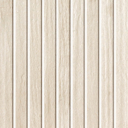 Etic Rovere Bianco Tatami | Floor tiles | Atlas Concorde