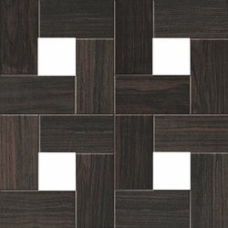 Etic Ebano Cassettone | Floor Tiles | Atlas Concorde Great Ideas