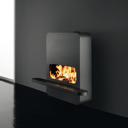 Wall_B | Wood fireplaces | antrax it