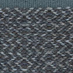 Ingrid Thunder Blue 220 | Formatteppiche / Designerteppiche | Kasthall