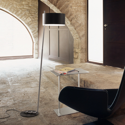 Club-P floor lamp | General lighting | BOVER