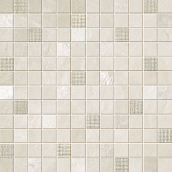 Evolve White Mosaico | Ceramic tiles | Atlas Concorde