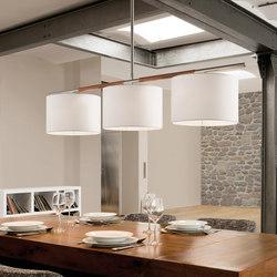 Danona S/3L | Suspended lights | BOVER