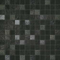 Evolve Moka Mosaico | Ceramic tiles | Atlas Concorde