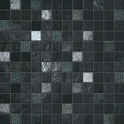 Evolve Night Mosaico | Ceramic tiles | Atlas Concorde