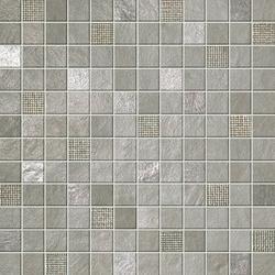 Evolve Silver Mosaico | Ceramic tiles | Atlas Concorde