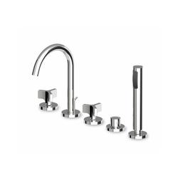 Fullly Round ZFR5474 | Bath taps | Zucchetti