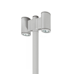 Ellis 2 double light fitting | Street lights | Arcluce