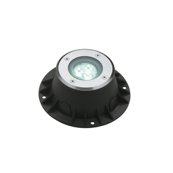 Inground 65 | Outdoor recessed floor lights | Arcluce