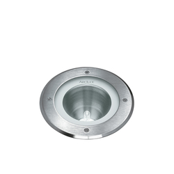 Inground 180 above the ground ring | Outdoor recessed floor lights | Arcluce