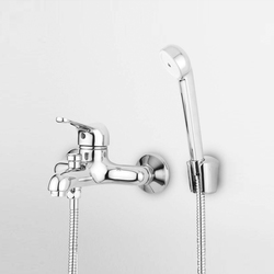 Zetamix 1900 Z19165 | Robinetterie pour baignoire | Zucchetti