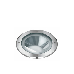 Inground 260 wallwasher | Outdoor recessed wall lights | Arcluce