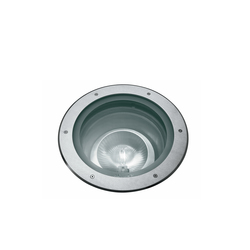 Inground 350 above the ground ring | Outdoor recessed floor lights | Arcluce
