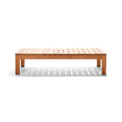 Mood Coffee Table | Teak | Garten-Couchtische | Tribù