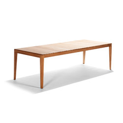 Mood Dining Table | Teak | Garten-Esstische | Tribù