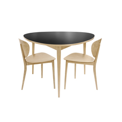 Bill | Dreirundtisch | Dining tables | wb form ag