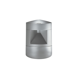 Klou-IK 180 two-way illumination - with decorative glass | Bollard lights | Arcluce