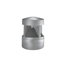 Klou-IK 180 radial illumination - with decorative glass | Bollard lights | Arcluce