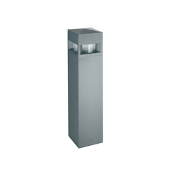 Kubix 180 full light - with opalescent diffuser | Bollard lights | Arcluce