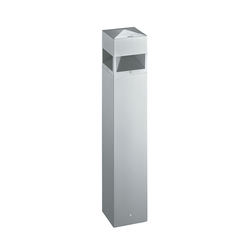 Kubix 180 three-way illumination | Bollard lights | Arcluce