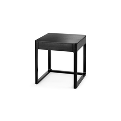 Side table with drawer | Tavolini d'appoggio / Laterali | Wittmann