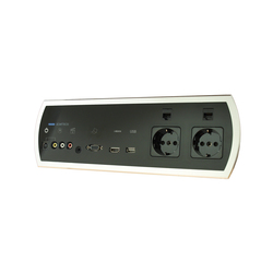 Hotel Easy Connect | Schuko sockets | KOMTECH