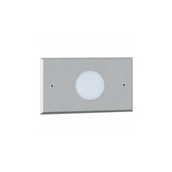 Thunder 65 | Outdoor recessed wall lights | Arcluce