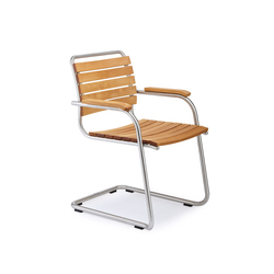 Swing cantilever chair | Garden chairs | Fischer Möbel
