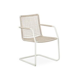 Lodge cantilever chair | Garden chairs | Fischer Möbel