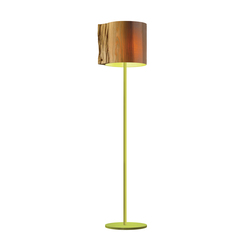 The Wise One Green floor lamp | Free-standing lights | mammalampa