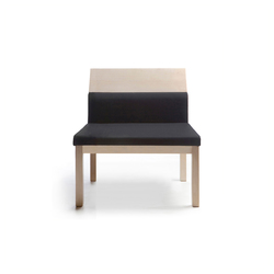 Seminar JRA1  Lounge chair | Poltrone lounge | Nikari