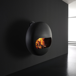 Bubble wall wood | Wood fireplaces | antrax it