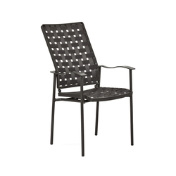 Nizza highback | Garden chairs | Fischer Möbel